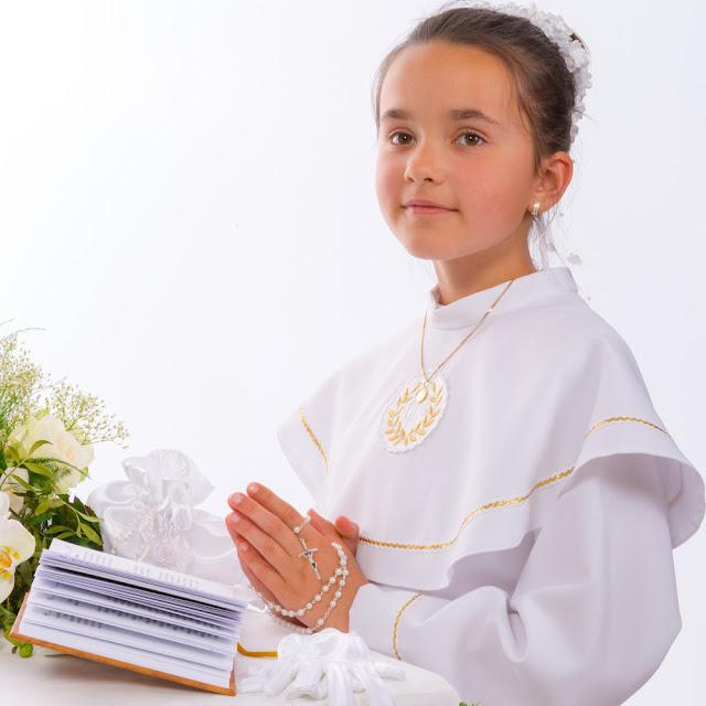 deco pour premiere communion fille