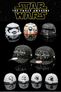 9FIFTY, BB-8, Complementos, El despertar de la Fuerza, gorras, Kylo Ren, New Era, Star Wars, Suits and Shirts,