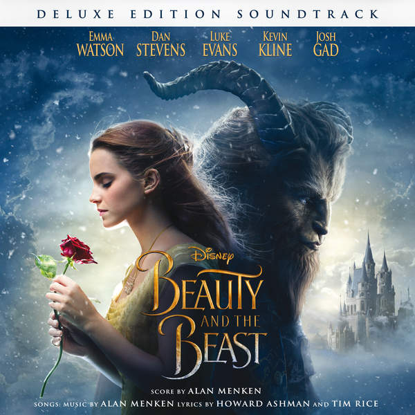 Various Artists - Beauty and the Beast (Original Motion Picture Soundtrack) [Deluxe Edition] Cover