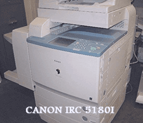 CANON IRC 5180I, 5180 COLOR COPIER For Mac And Windows Driver Download