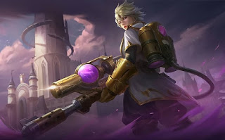 Skill-Skill Yang Dimiliki Hero Kimmy Mobile Legends