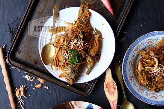 Resep Arsik Ikan Mas - Bangga dengan Kuliner Indonesia! ^_^