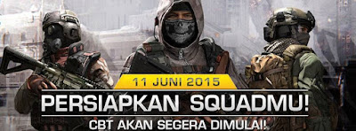 Download Game Online Dan Persiapkan Dirimu Masuki CBT Black Squad Online Indonesia