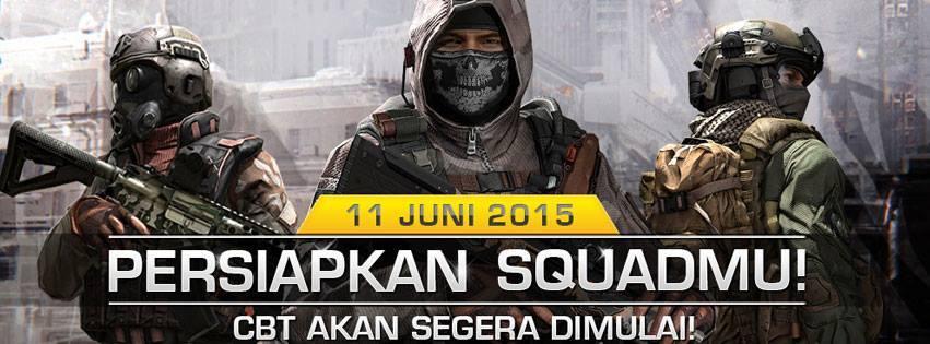Download Game dan Siapkan Dirimu Masuki CBT Black Squad Indonesia
