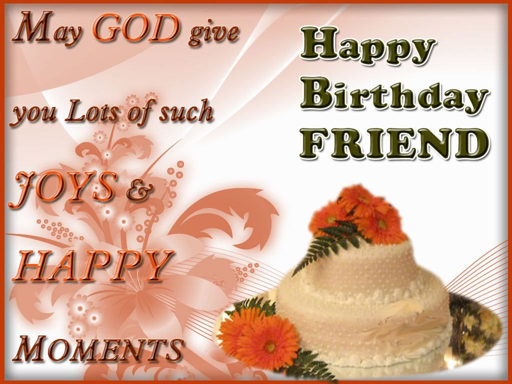 Greeting Birthday Wishes For A Special Friend
