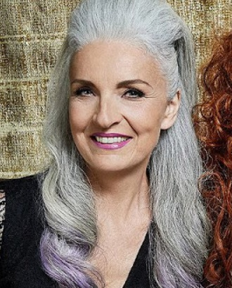 aqu las mejores imgenes de cortes de pelo largo para mujeres maduras invierno como fuente de inspiracin