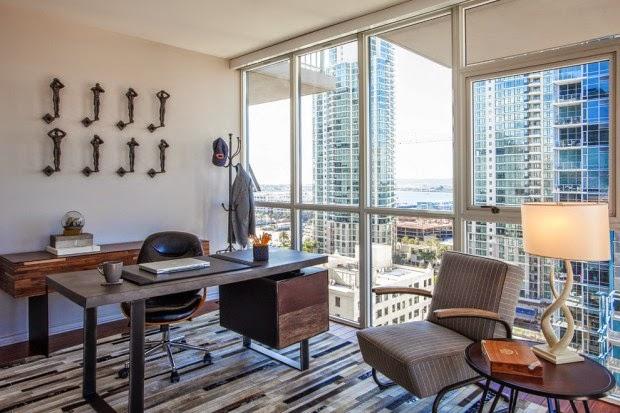 25 Desain Interior Kantor Minimalis Modern Yang Indah