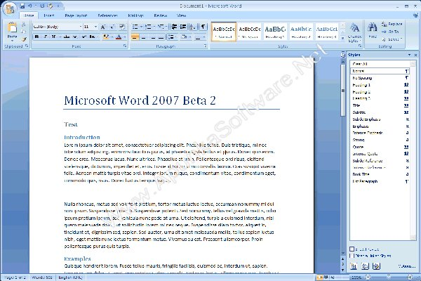 download ms word 2007 free