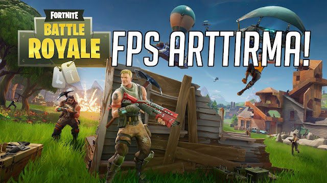 Fortnite FPS Boost