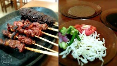 Kuliner Indonesia - Sate Pak Gino