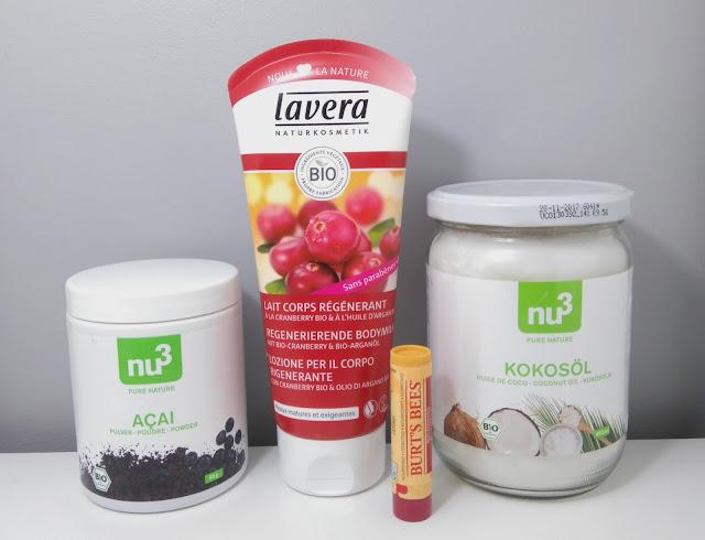 nu3, insider box, laver, burts bees, bullelodie