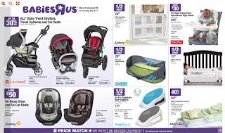 Babies R Us Flyer April 28 – May 4, 2017