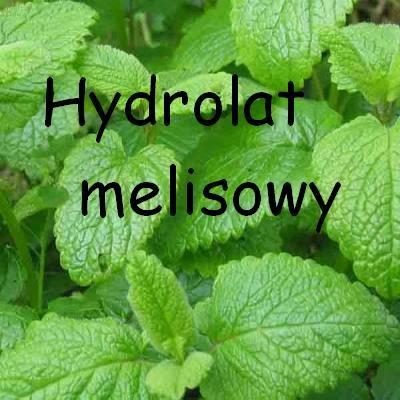 Hydrolat melisowy - bardzo przyjemnie zaskoczenie :)