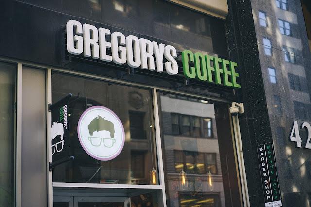 グレゴリーズ・コーヒー(GREGORYS COFFEE)