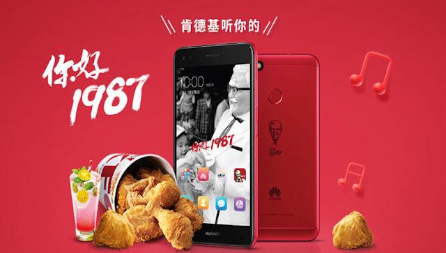 KFC Mobile Phone