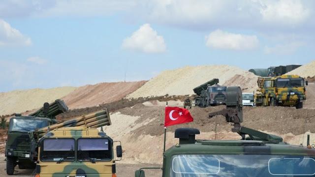 Η Τουρκία στέλνει ενισχύσεις στο Ιντλίμπ