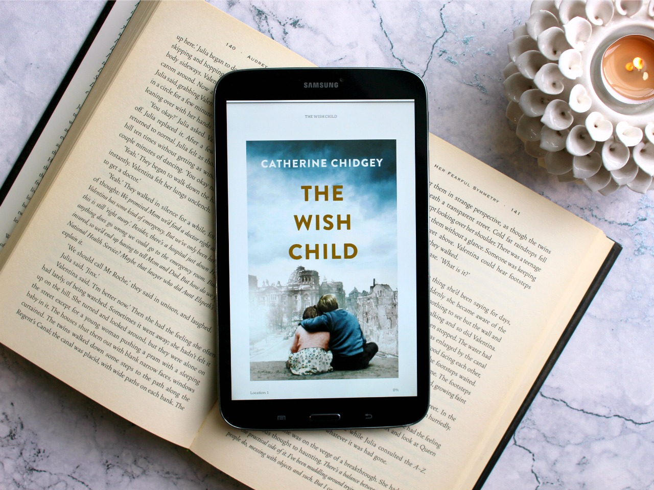 The Wish Child by Catherine Chidgey | Book Review