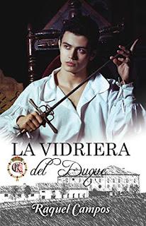 La Vidriera del Duque- Raquel Campos