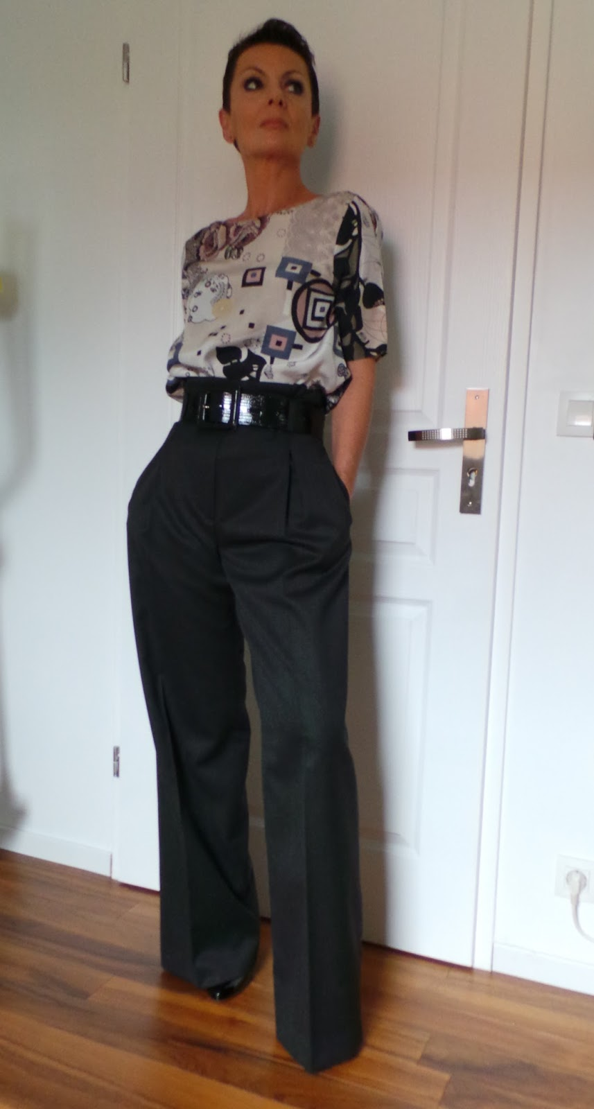 Large Image For Asclepias Incarnata Swamp Milkweed: Moduxe: Article Spécial: LookBook Pantalon Large Taille