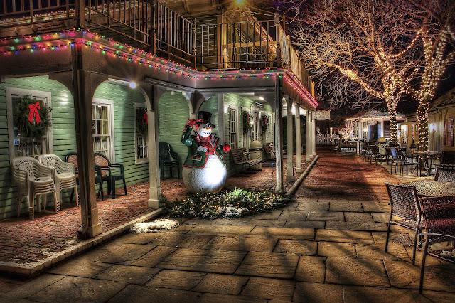 amerikanische weihnachtsbeleuchtung