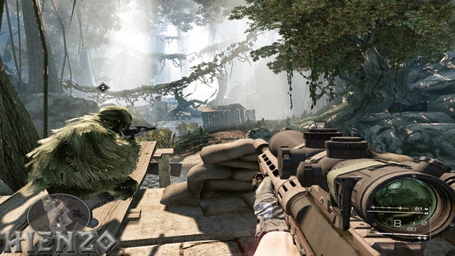 Sniper Ghost Warrior 2 PC Gameplay