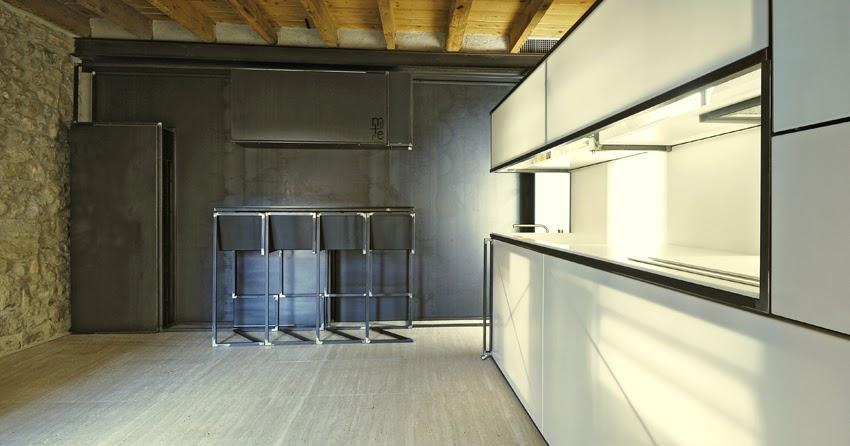 E m 53 studio di architettura a verona case passive in for Minimal architettura