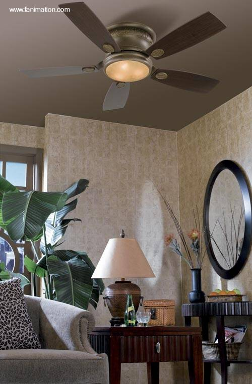 Arquitectura de casas ventiladores de techo con estilo - El corte ingles ventiladores de techo con luz ...