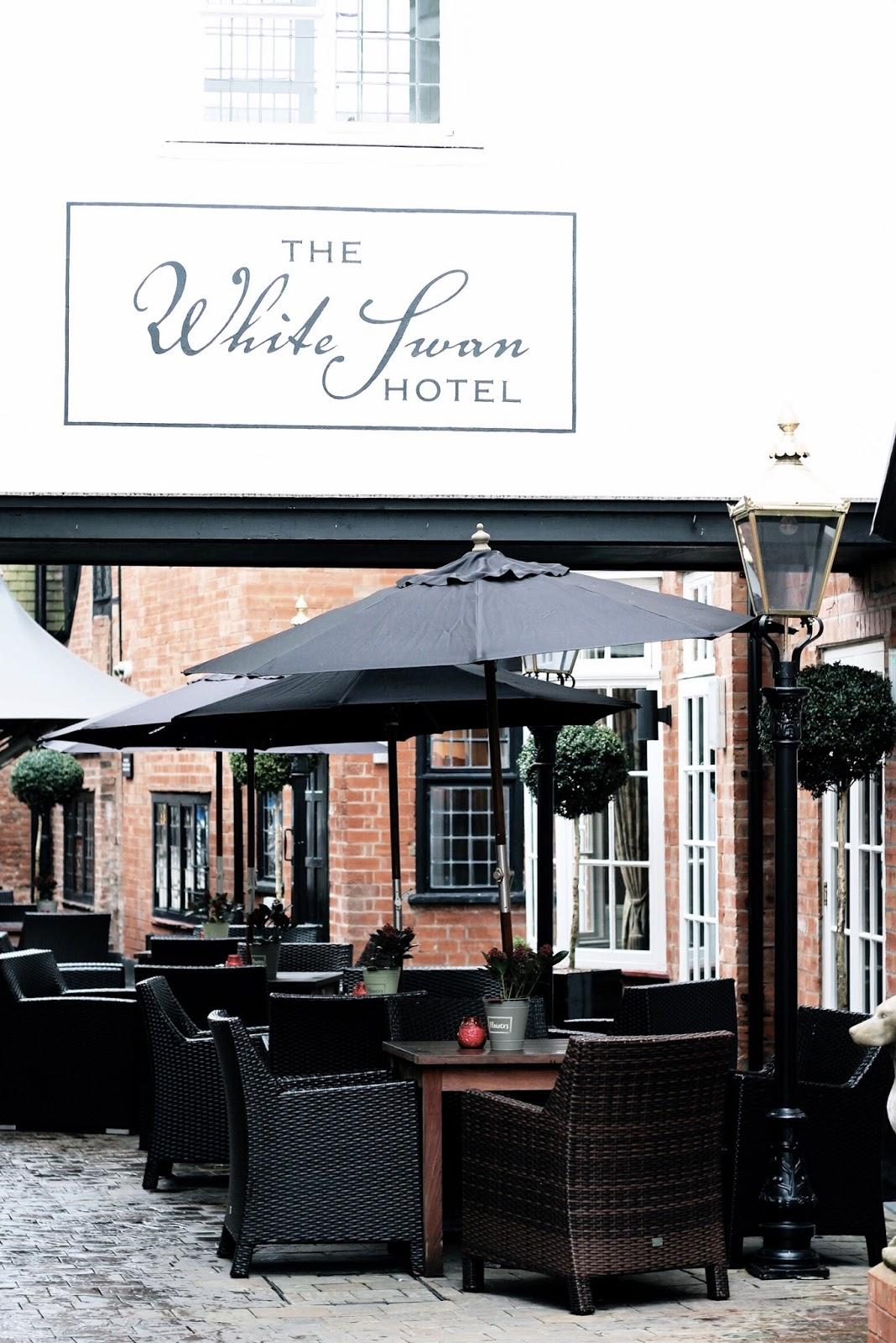 Stratford-upon-Avon The White Swan Hotel