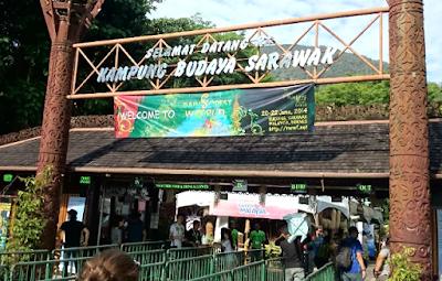 Senarai Tempat Menarik Di Kuching Untuk Di Lawati Waktu Solat Dot Net
