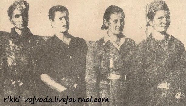 преступления сербов, убийство священников