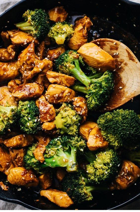 10-Minute Teriyaki Chicken