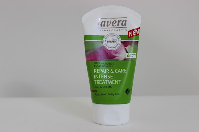 Lavera Repair & Care Intense Hair Treatment Review