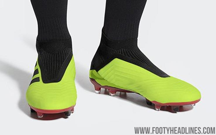 6757162d4 Adidas Predator 2018 World Cup Boots Leaked