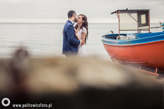plener ślubny Gdynia
