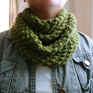 Budding Infinity Scarf - Purl Avenue
