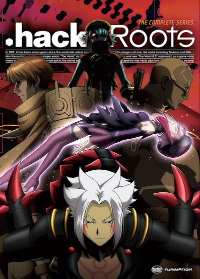 .hack//Roots BD Subtitle Indonesia Batch