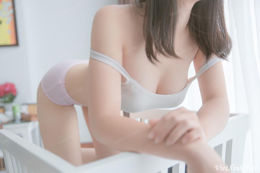 Gái xinh với bộ ảnh khoe thân cực sexy gợi cảm khiến bao anh nhớ nhung