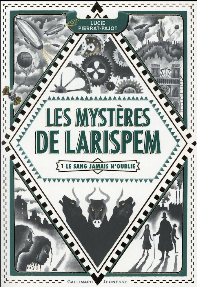 Les mystères de Larispem - Lucie Pierrat-Pajot