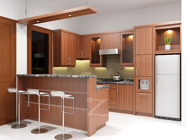 Zentrum KItchen Set & Wardrobe: KITCHEN SET