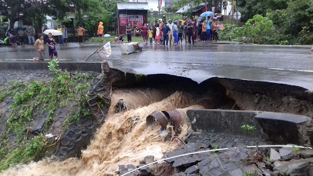 19 Rumah di Desa Neuheun Aceh Besar Terendam Banjir