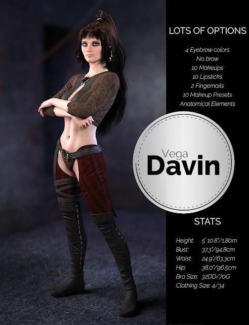 LY Vega Davin HD