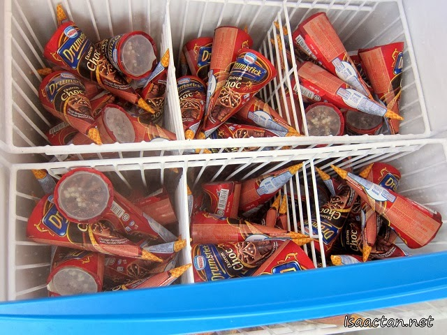 Grab all the Nestle Drumstick Ice-creams!