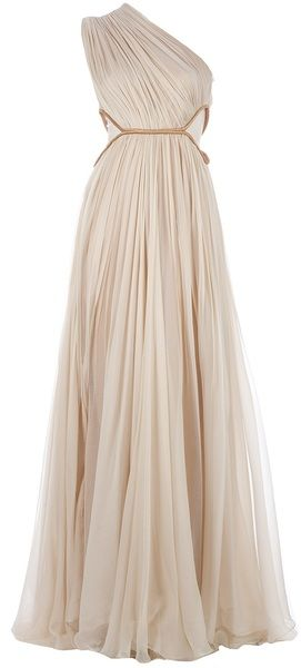 Lovely One Shoulder Prom Dress