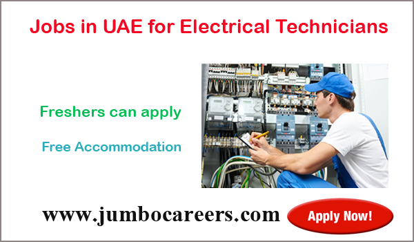 latest UAE jobs with accommodation, Urgent jobs in UAE with salary,