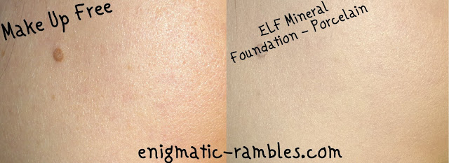 review-swatch-swatches-ELF-Eyes-Lips-Face-Mineral-Foundation-Porcelain