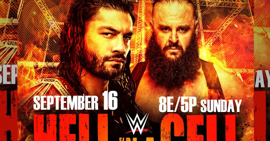 2018 WWE Hell in a Cell Recap