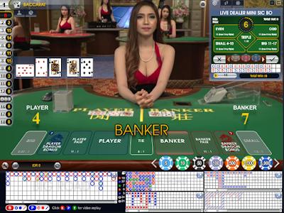 Cara bermain super six baccarat pacific poker download