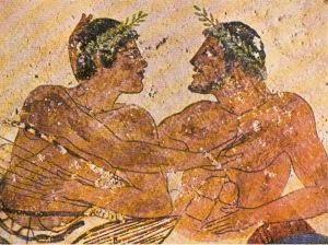 Homosexualidad en Roma, 2