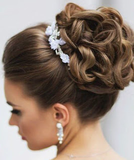 La moda en tu cabello modernos peinados de moda para novias 2017 - Lo ultimo en peinados de novia ...