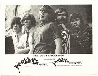 The Ugly Ducklings - Yorkville promo shot